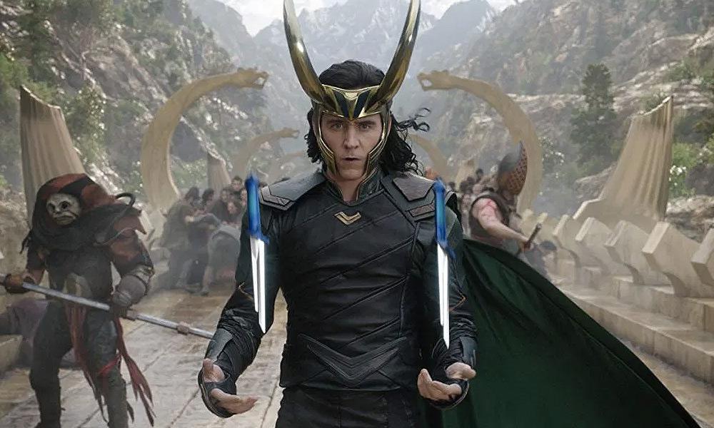 Tom Hiddleston se prepara para interpretar a Loki