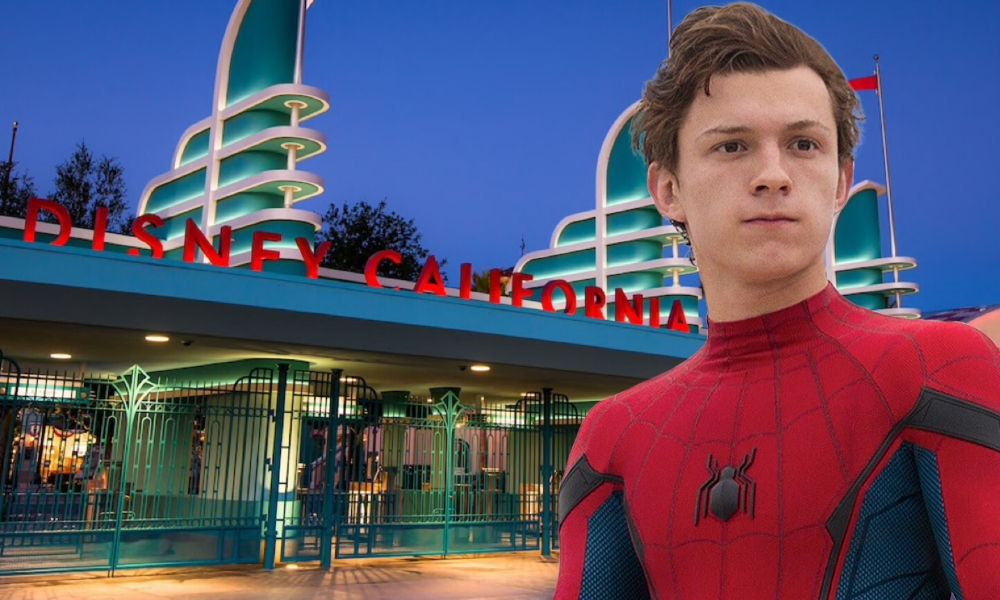 animatronic de spider-man volará en avengers campus