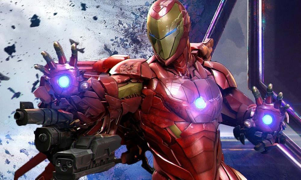 Arno tark será Iron Man