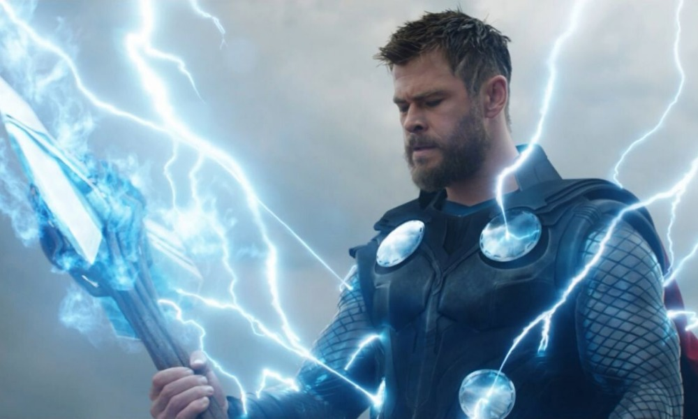 Chris Hemsworth donó para Australia