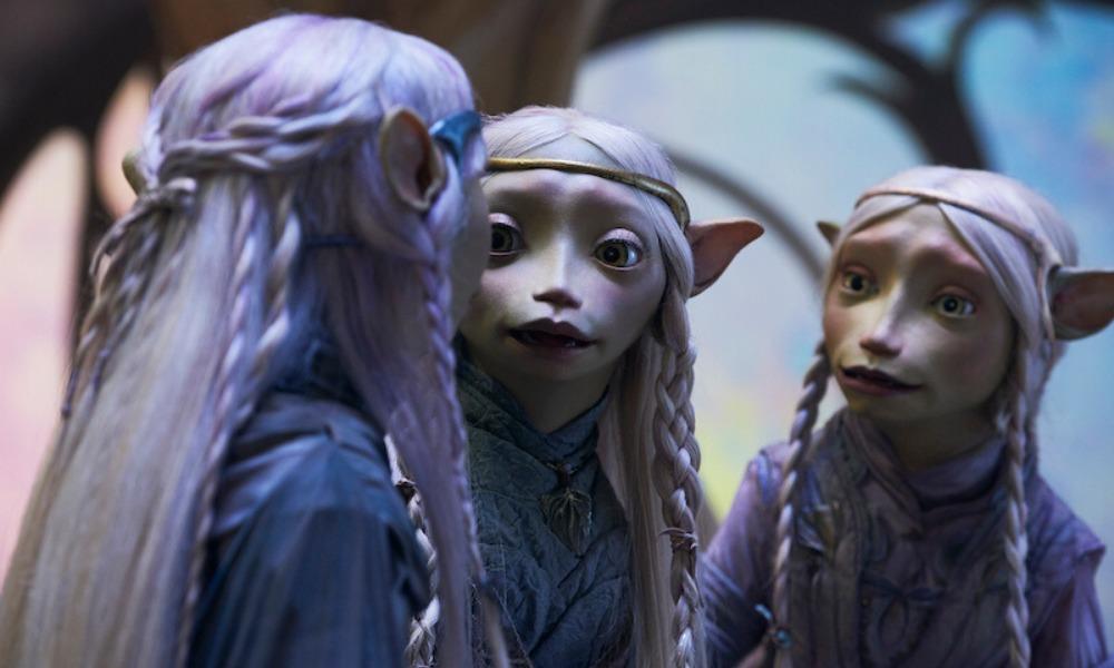 Títeres de 'Dark Crystal: Age of Resistance' estuvieron a punto de ser destruidos