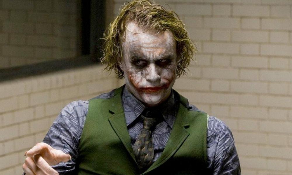 Heath Ledger no improvisó la escena del hospital