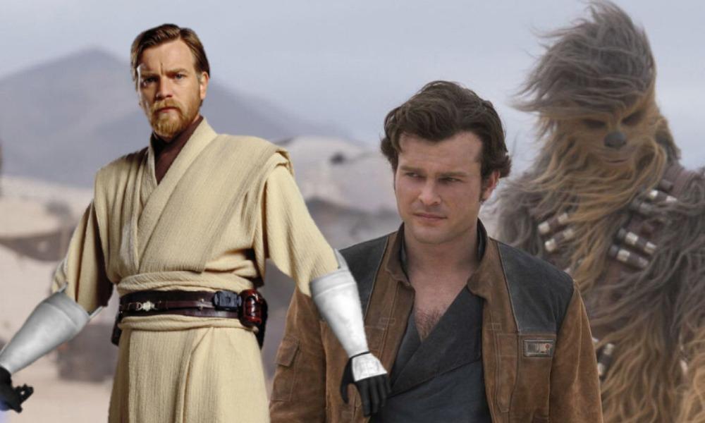 tiene que aprender la serie 'Obi-Wan' de 'Solo'