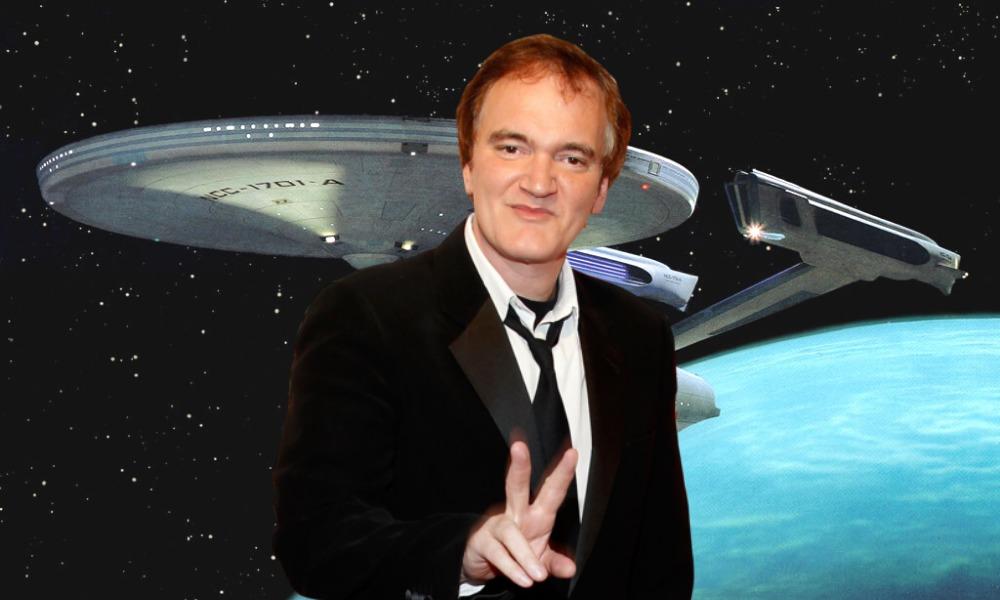 Quentin Tarantino no dirigiría Star Trek