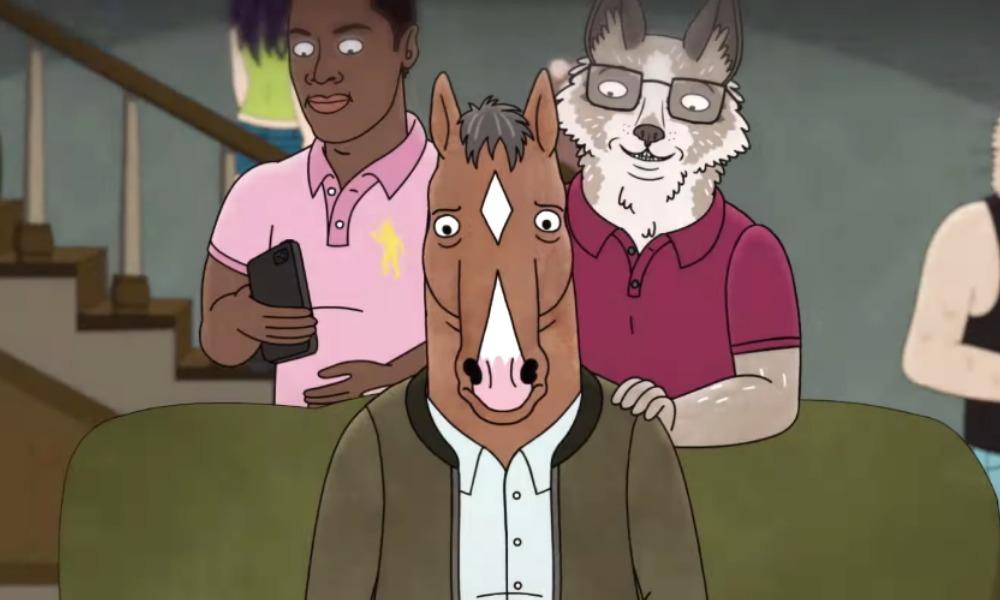 tailer de la sexta temporada de Bojack Horseman