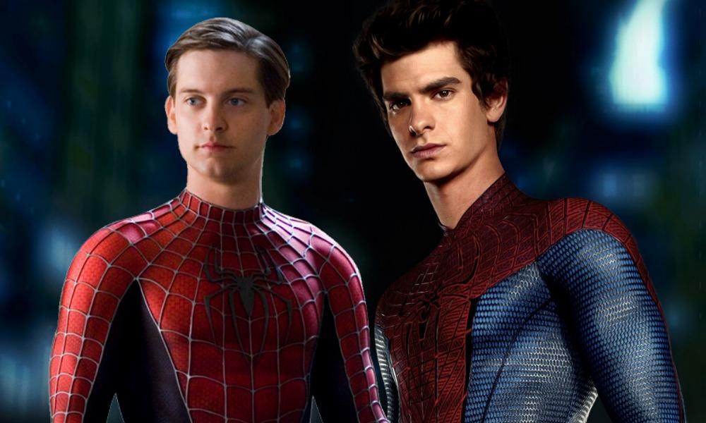 Tobey Maguire y Andrew Garfield son parte del Spider-verse