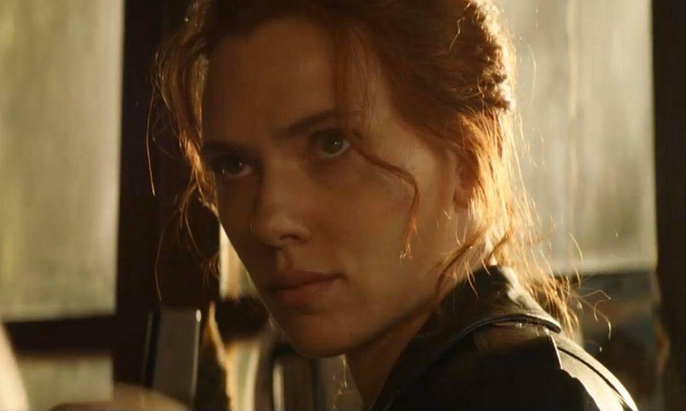 nuevo trailer de 'Black Widow'