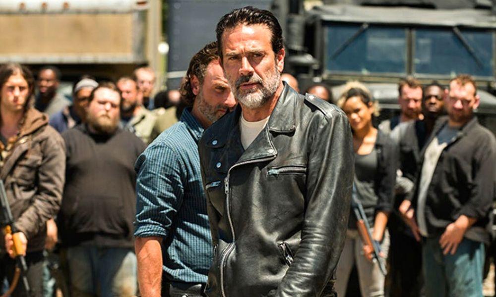 origen del virus zombie en 'The Walking Dead'