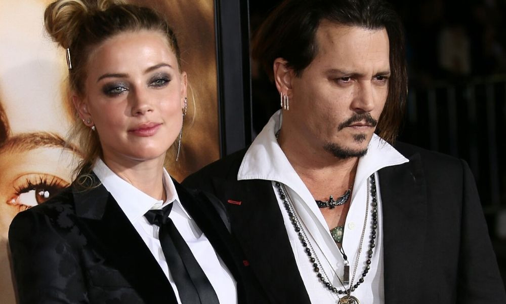 Audio filtrado de Amber Heard y Johnny Deep