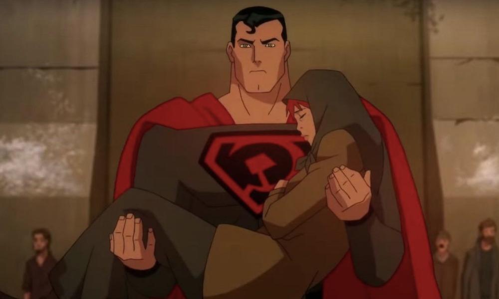 Avance de 'Superman Red Son'