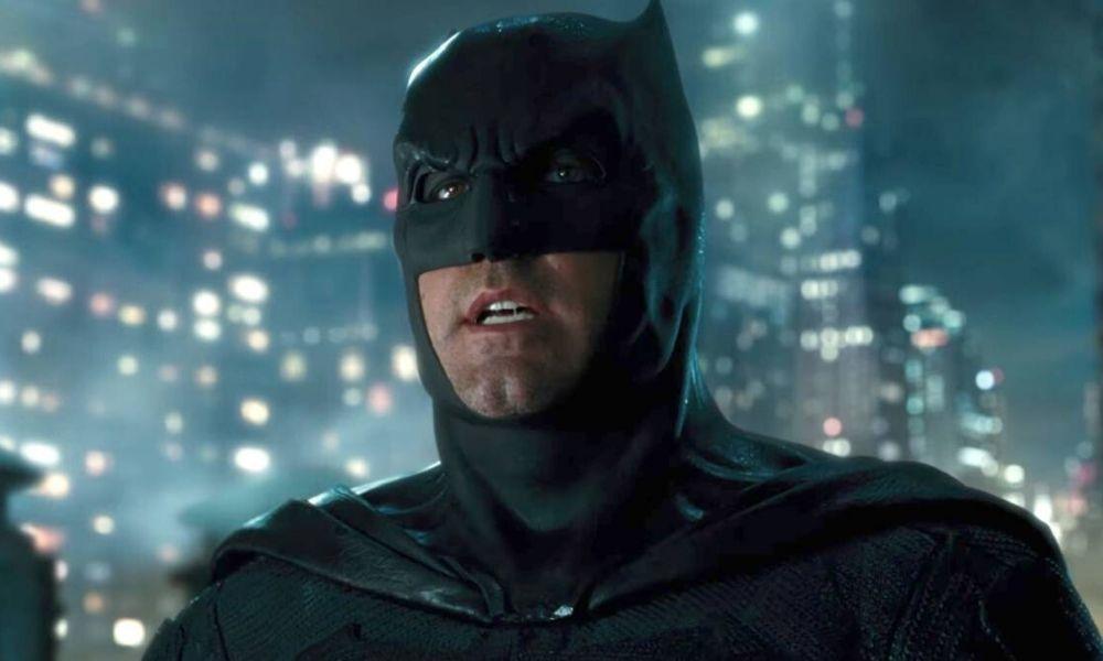 Filtran imágenes del disfraz completo de Batman (FOTOS)