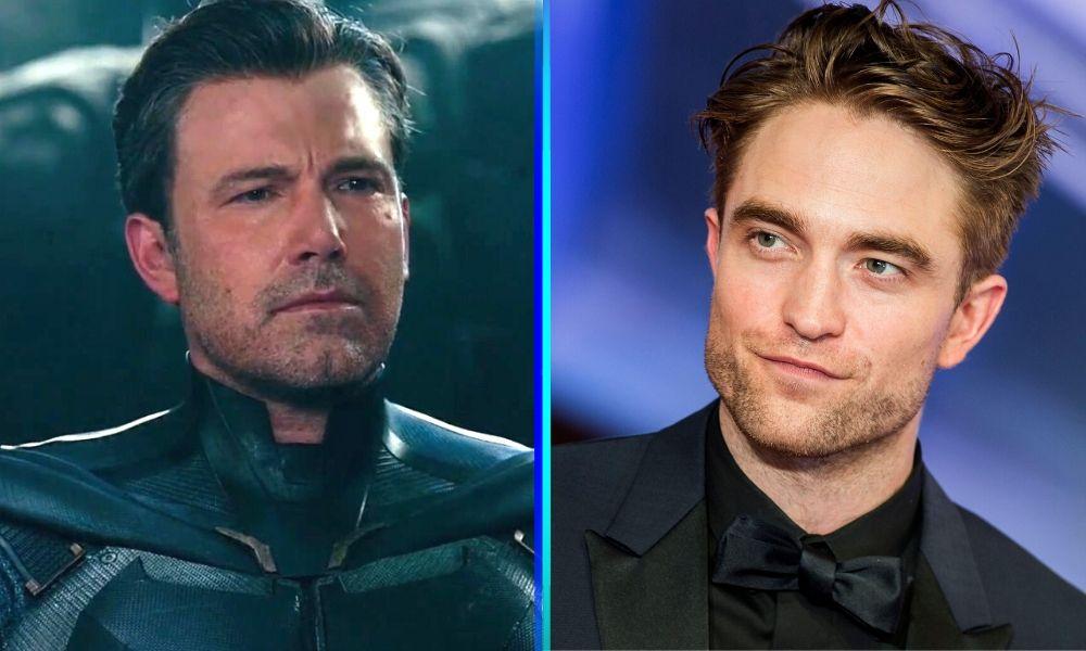 Ben Affleck opinó sobre Robert Pattinson como Batman