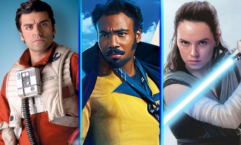 Disney remplazará a Donald Glover como Lando Calrissian