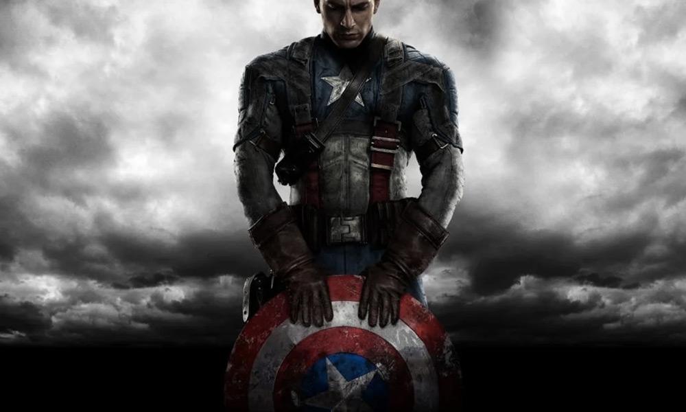 Concurso para ganar el escudo de Captain America