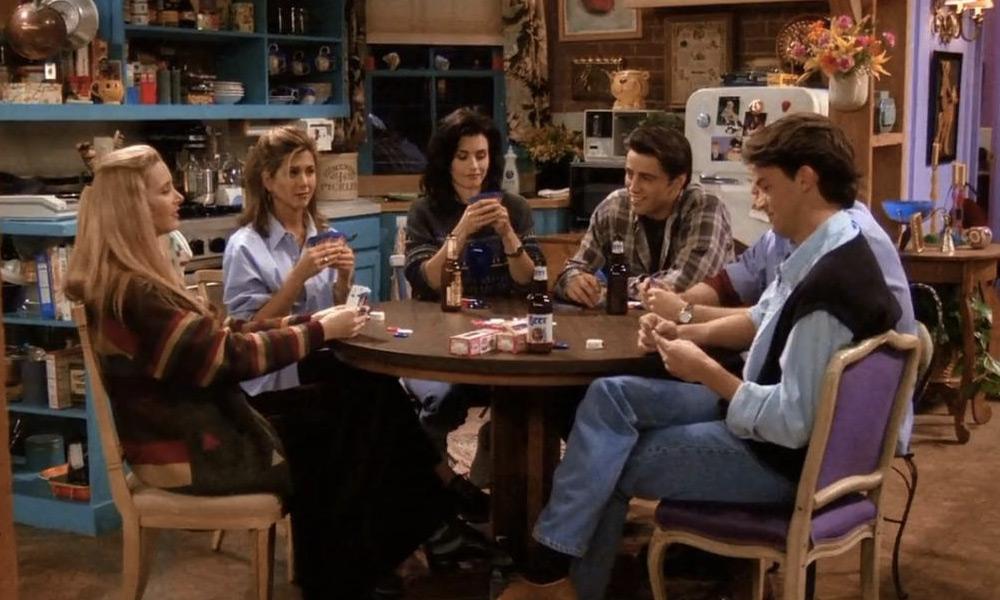 Opening original de 'Friends' iba a ser malo