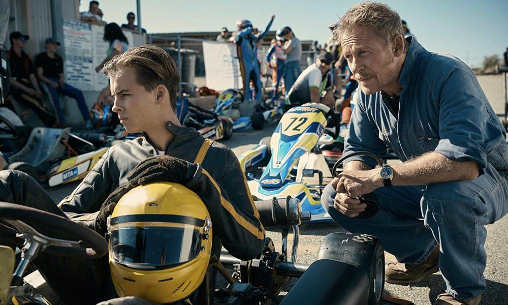 Primer trailer de 'Go Karts'