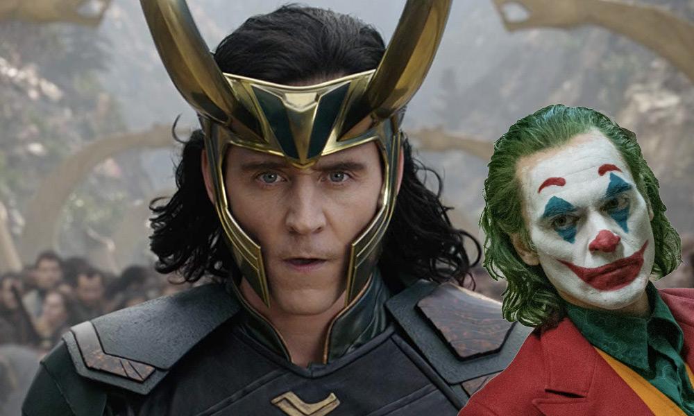 Loki parecía Joker en trailer de Marvel