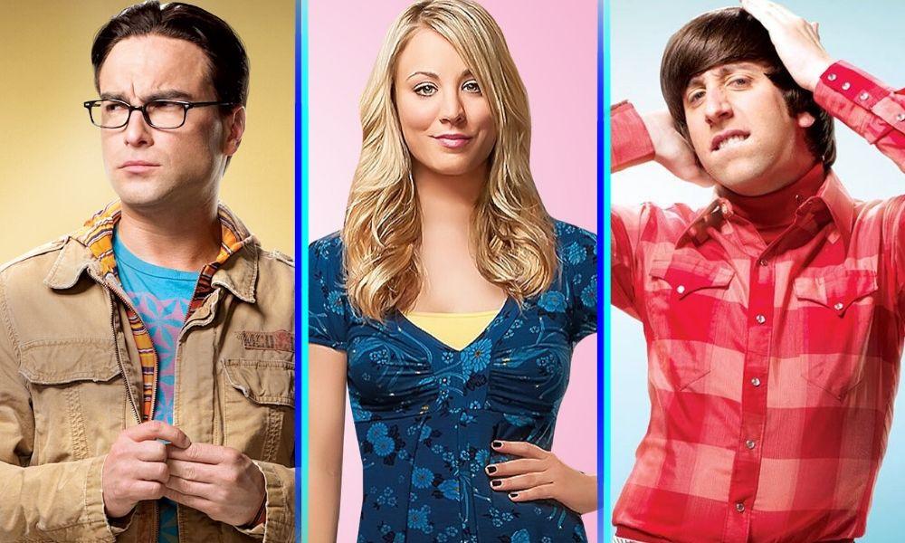 Kaley Cuoco hizo un cameo en 'Young Sheldon'
