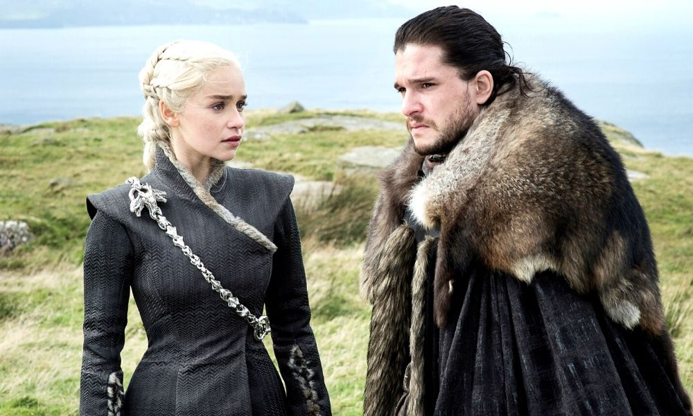 Parejas tóxicas de 'Game of Thrones'