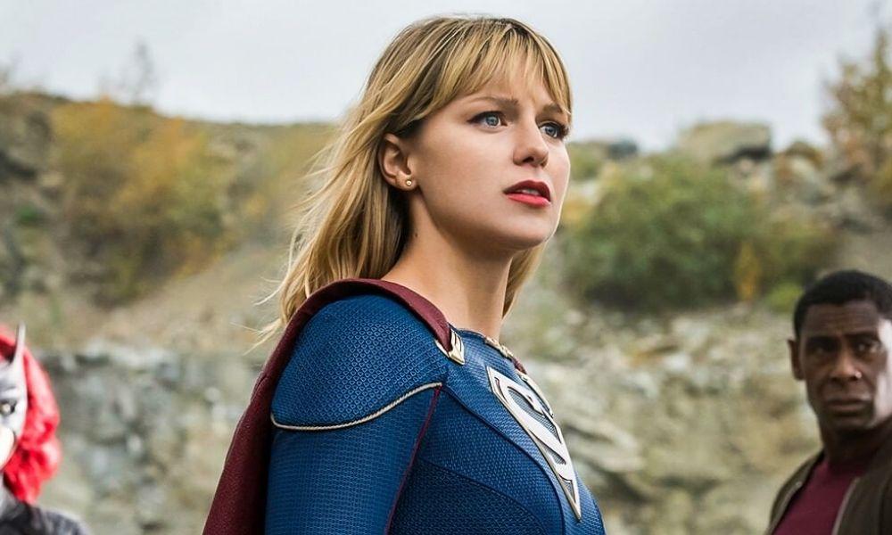 Personajes en el episodio cien de 'Supergirl'