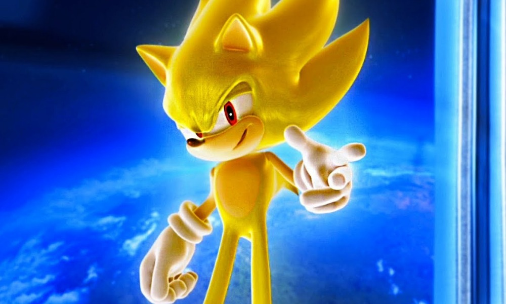 Director de 'Sonic The Hedgehog' revela por qué Super Sonic no ...