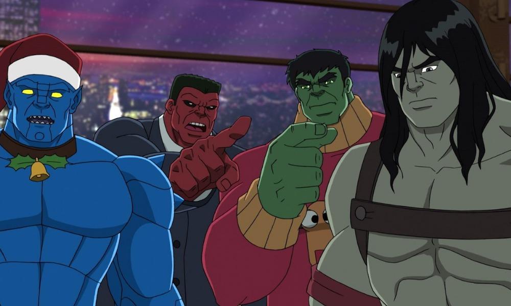 Red Hulk sería el próximo personaje en ingresar al UCM — Marvel