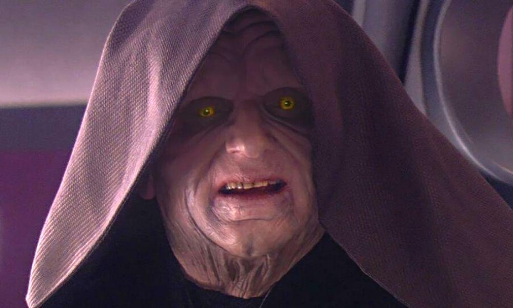 Romance de Palpatine en 'Star Wars'
