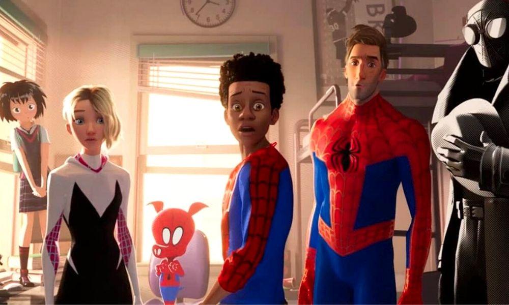 Spider-Woman en el Spider-Verse
