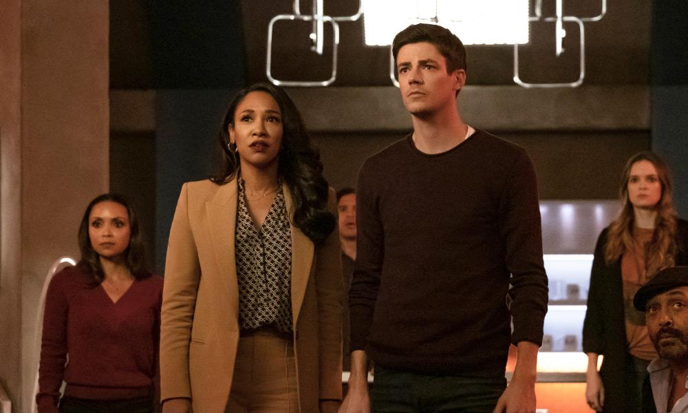 Amunet Black regresará a 'The Flash'