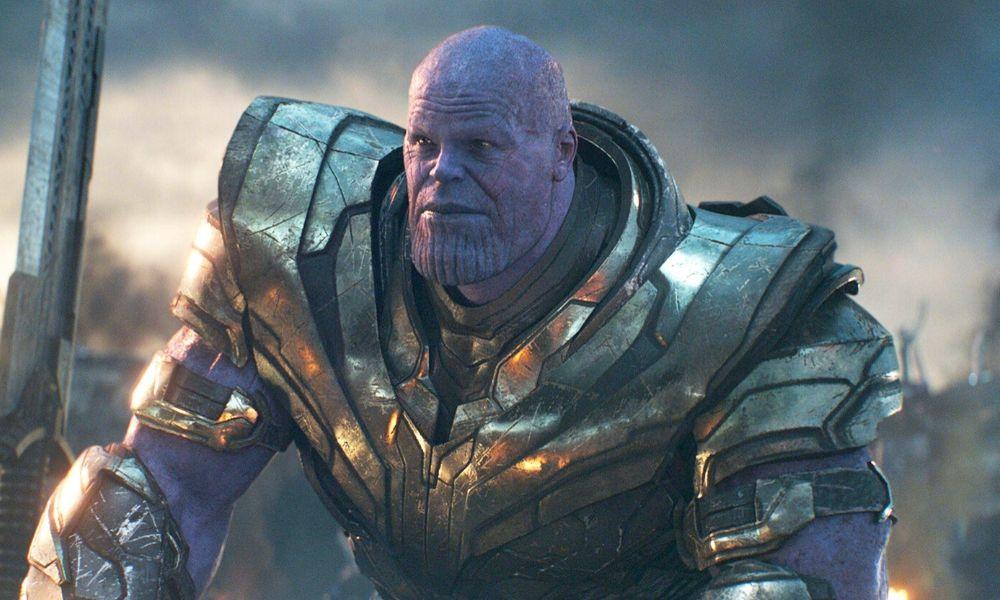 Thanos contra los Avengers en Endgame