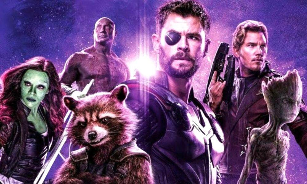 Chris Pratt reveló que pasará con Thor en 'Guardians of the Galaxy Vol. 3'