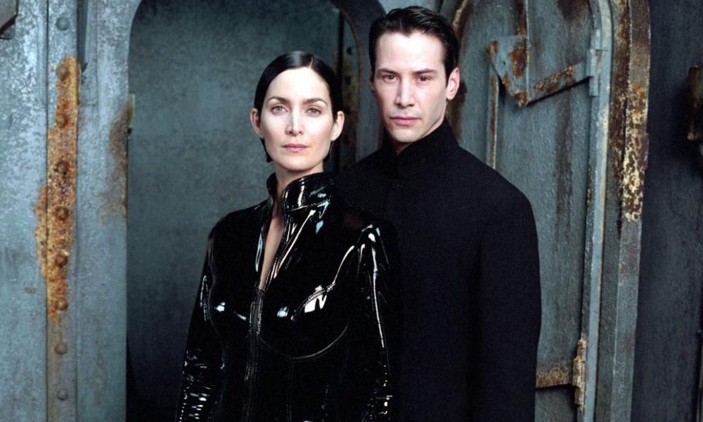 Video de Trinity y Neo en 'Matrix 4'