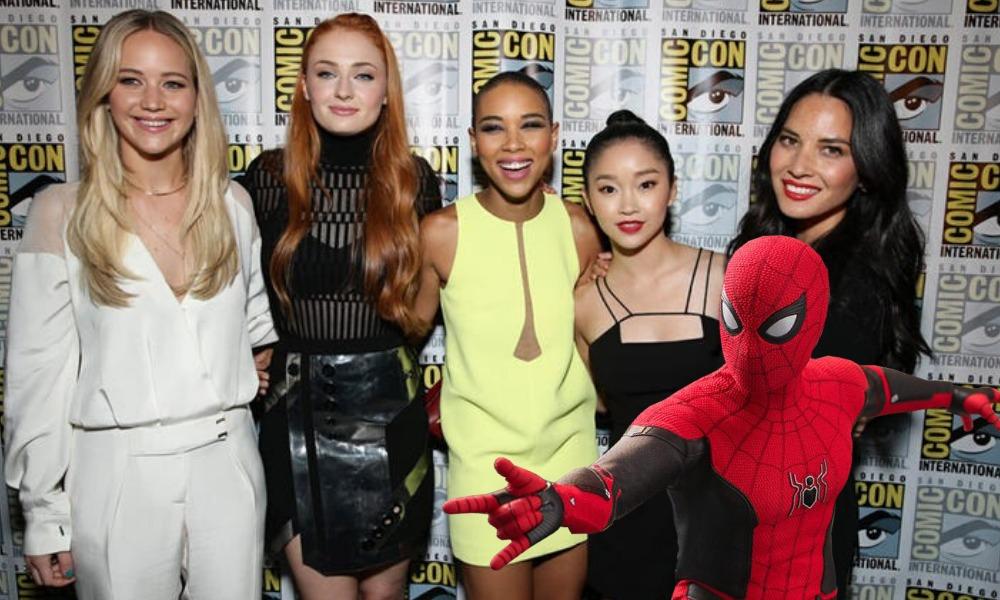 Lana Condor quiere estar en el Spider-Verse