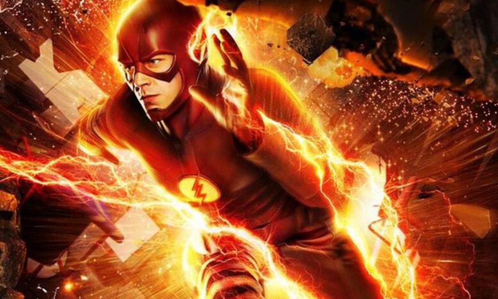 Portada fan de 'Flash' 750