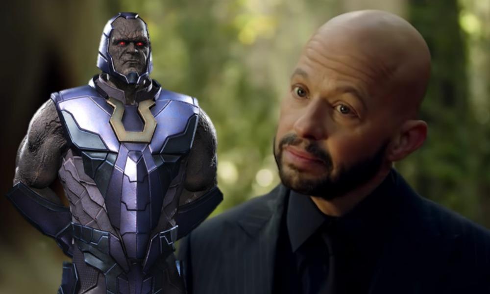 Lex Luthor es el nuevo Superman y Darkseid