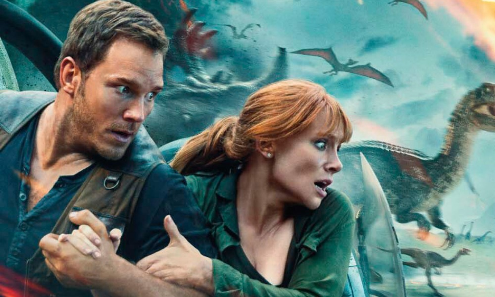 Lowery y Barry regresarán a 'Jurassic World 3'