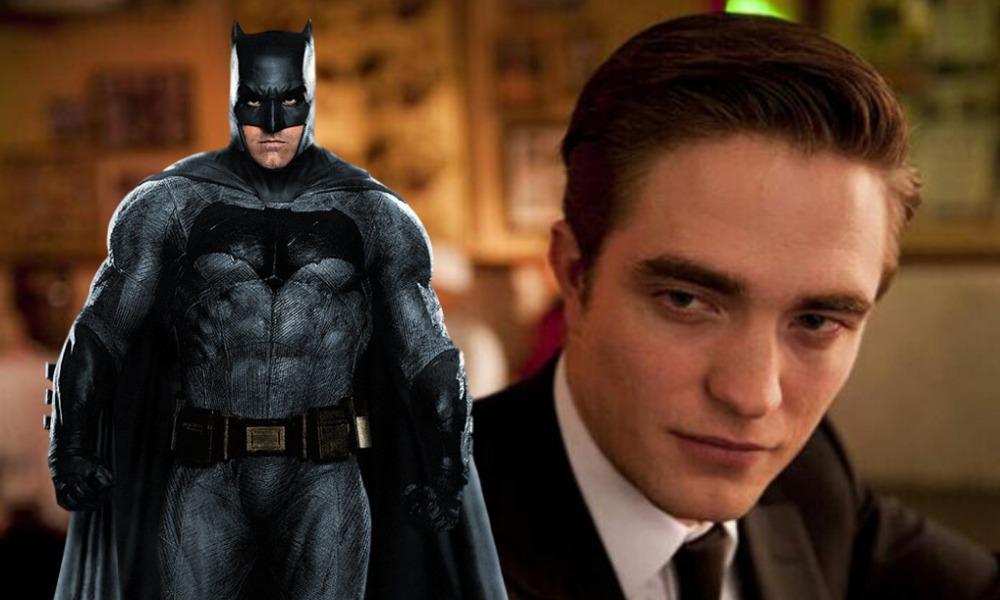 Resultado de imagen de Ben Affleck opina sobre Robert Pattinson