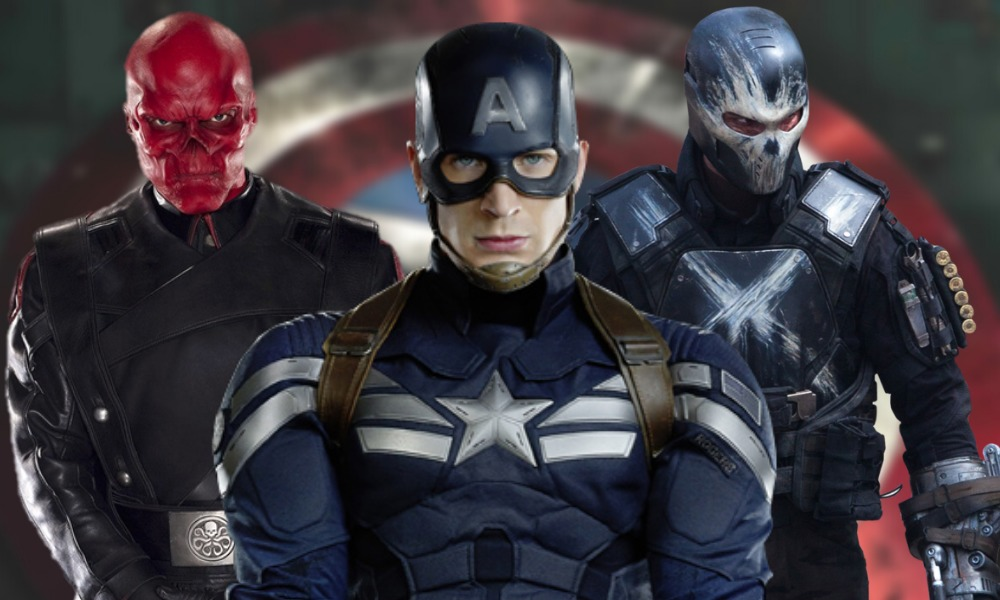 villanos de Captain America no fueron importantes