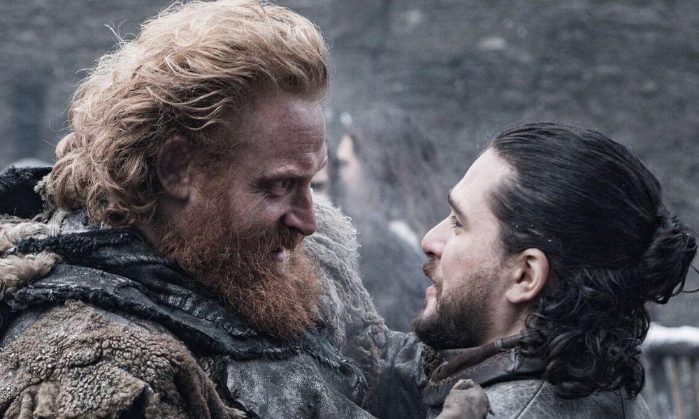 futuro de Jon Snow y Tormund en Game of Thrones