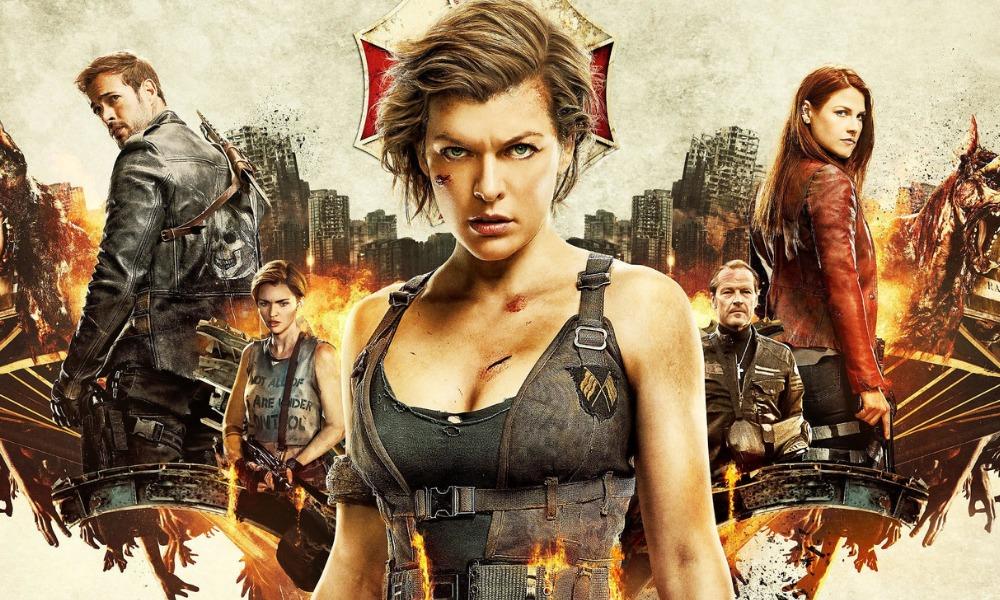 Inicio de las grabaciones de la serie de 'Resident Evil'