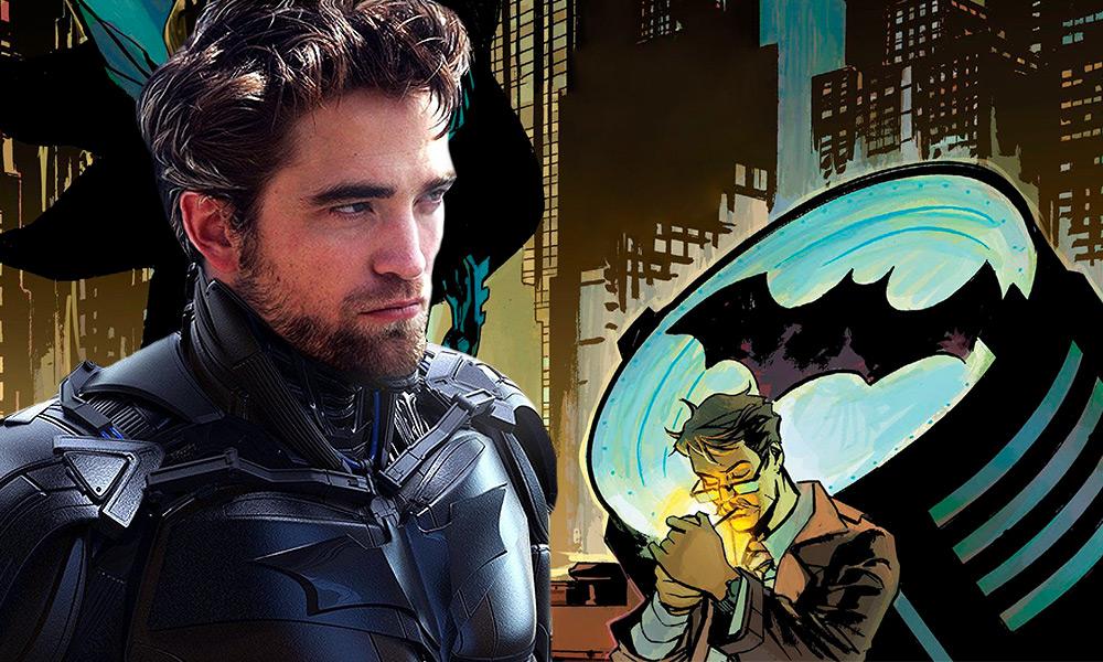nueva Batiseñal en 'The Batman'