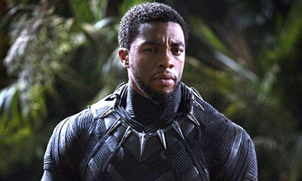 nueva version del traje de Black Panther