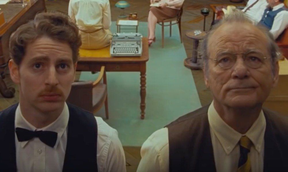 The French Dispatch, lo nuevo de Wes Anderson - Trailer