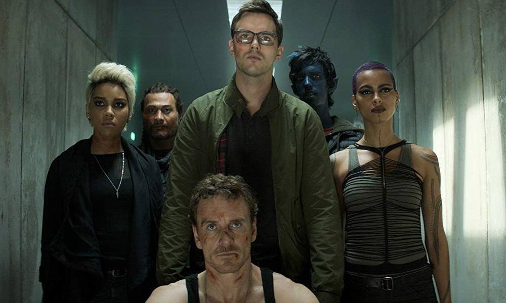 Fan pósters de los X-Men en el MCU