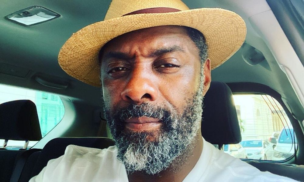 acusan a Idris Elba de mentir por coronavirus