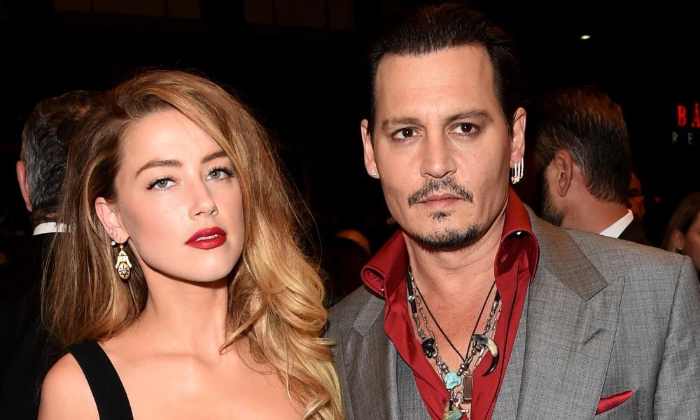 Amber Heard admitió haber golpeado a Johnny Depp