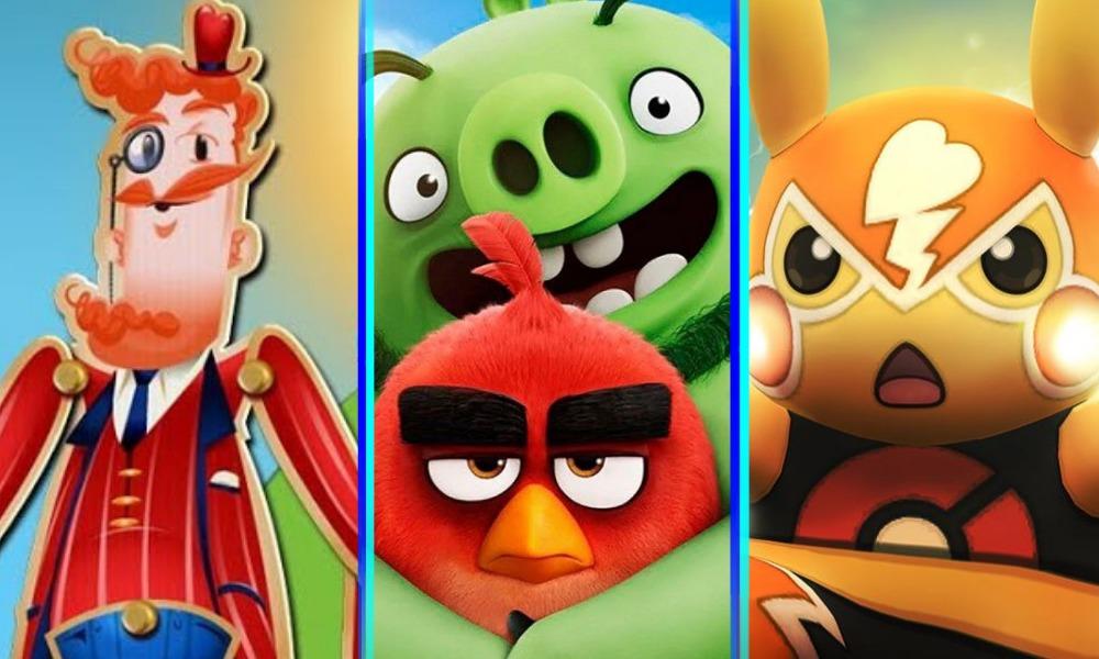 anunciaron fecha de estreno de la serie de 'Angry Birds'
