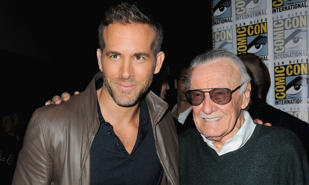 cameo de Stan Lee en 'Deadpool'