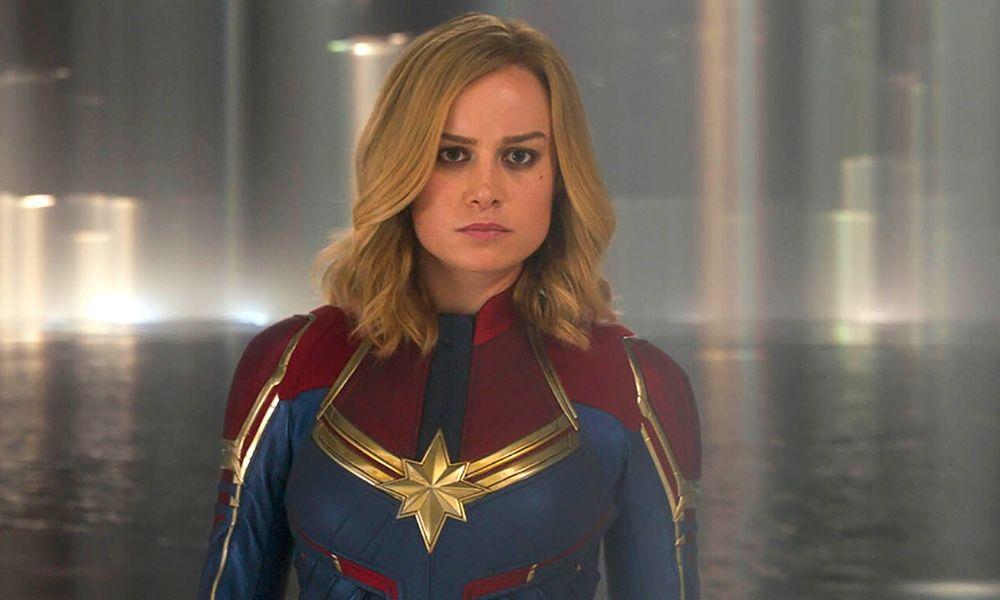 'Captain Marvel 2' sería una película de terror cósmico