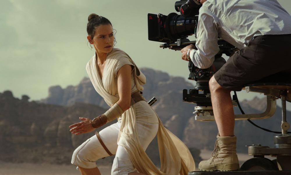 Chris Terrio reescribió varias veces el guion de 'The Rise of Skywalker'